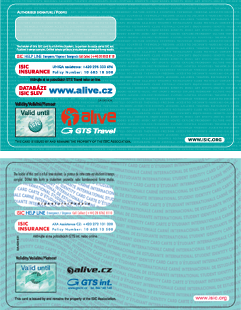 Isic Card Template 28 Images Taking Advantage Of Your Benefits